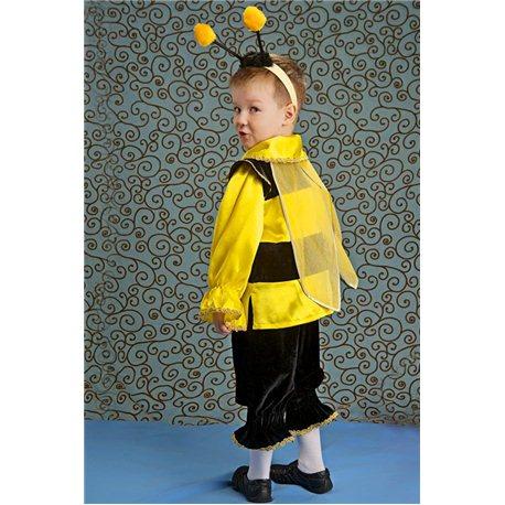 Costum de carnaval pentru copii Albina la 4 ani 3332, 2756, 2755,