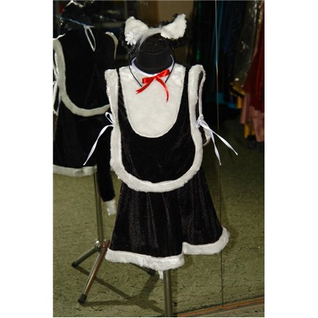 Карнавальный костюм для детей Кошечка девочка 6002