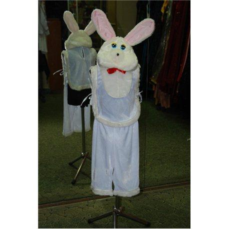 Карнавальный костюм для детей Зайчик мальчик 6005