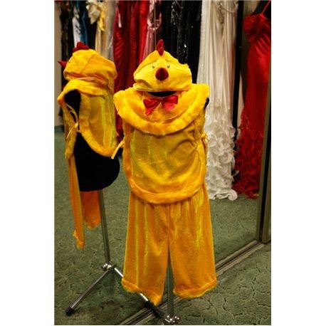 Карнавальный костюм для детей Цыпленок мальчик 6008
