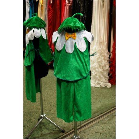 Карнавальный костюм для детей Ромашка мальчик 6012