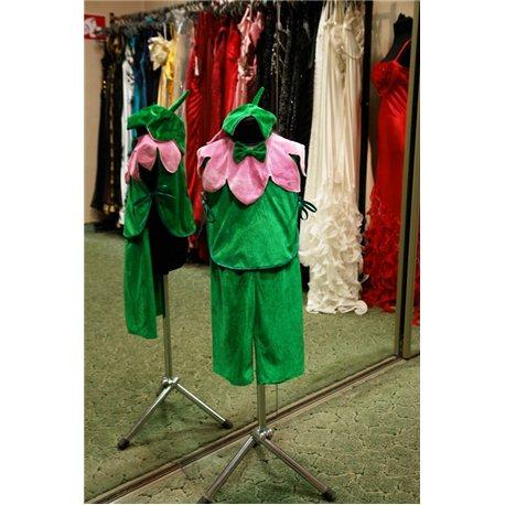 Детский карнавальный и маскарадный костюм для детей Тюльпан мальчик 6013