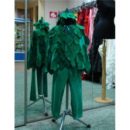 """Карнавальный костюм Листик, Дерево """"Carnaval"""" 6036"""