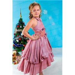 Un ansamblu elegant: rochiță și bolero 1286