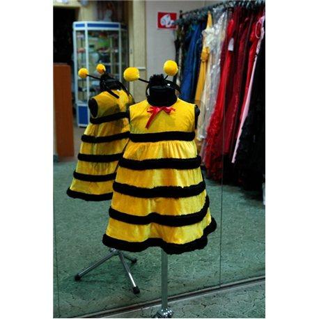 Карнавальный костюм Пчелка 6024