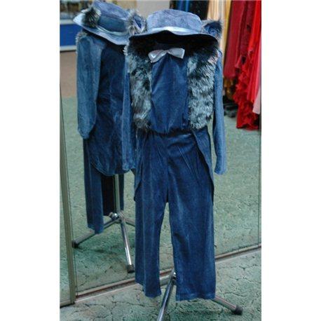 Карнавальный костюм Волк 6031