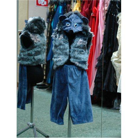 Карнавальный костюм Ежик 5 лет 6034
