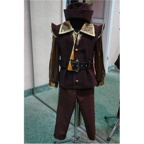 Детский карнавальный и маскарадный костюм Охотник 6037