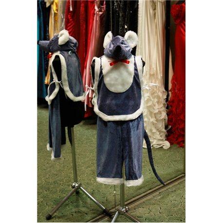Карнавальный костюм мышонок мальчик 6201