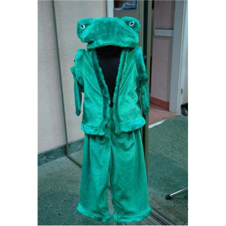 Детский карнавальный костюм Лягушонок 3413