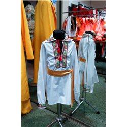 Молдавский Национальный костюм мальчик 10-12 1307