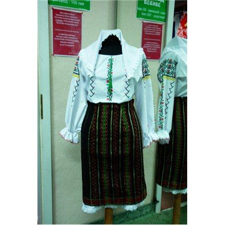Национальный костюм девочка Иляна- Косынзяна 4168