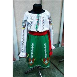 Национальный костюм девочка 7-10 лет 4169