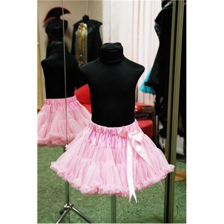 Американка petiskirt розова (юбка) 4790