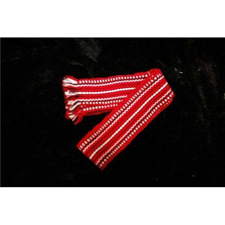Карнавальные принадлежности Пояс национальный плетеный 4112