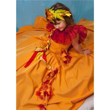 Нарядное платье для девочки, Золушка, Осень 3578