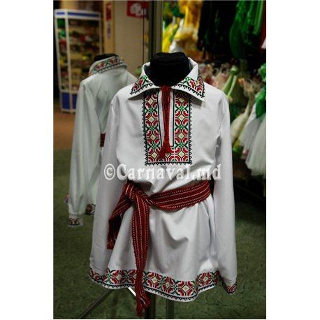 Национальная рубашка 9-10 лет 1505