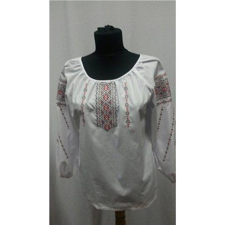 Национальная блузка женская 8840