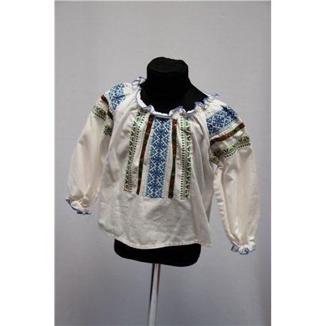Национальная блузка девочка 8810
