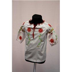 Национальная блузка девочка8823