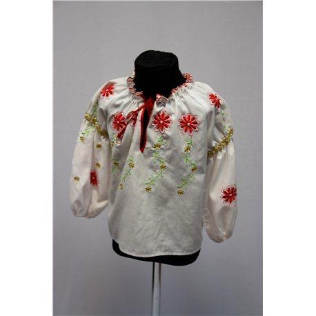 Национальная блузка девочка8813
