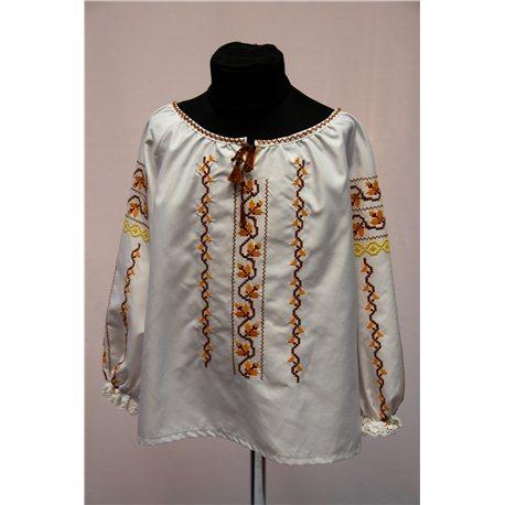 Национальная блузка девочка8826