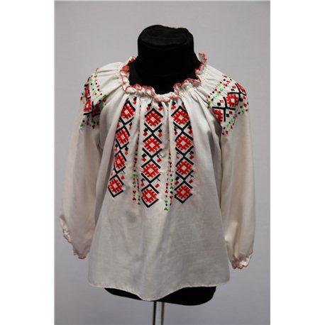 Национальная блузка девочка8828