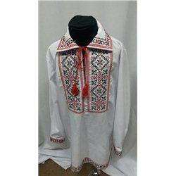 Национальная рубаха длинная мальчик 10-11 лет 10850