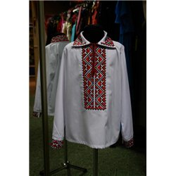 Национальная рубашка 7-8 лет 1516