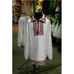 Национальная рубашка 9-10 лет 1515