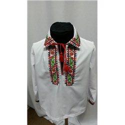 Национальная рубашка мальчик .6-116 7562