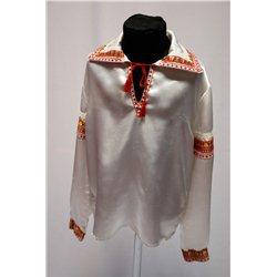 Национальная рубашка мальчик 10-146 7510