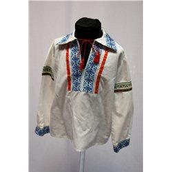 Национальная рубашка мальчик 7507 6-122
