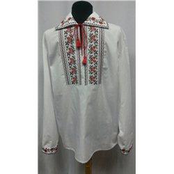 Национальная рубашка мужская Роза 10853