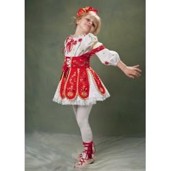 Национальный костюм девочка exclusive 4