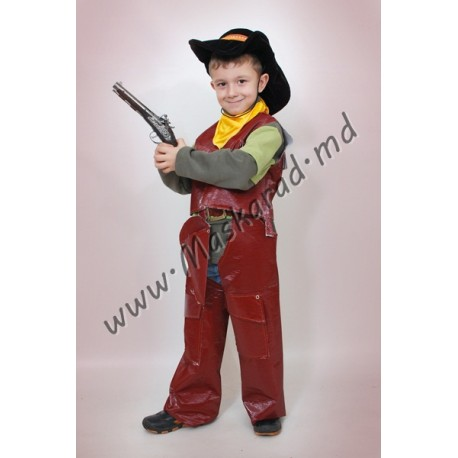 Детский карнавальный костюм Ковбой 0448