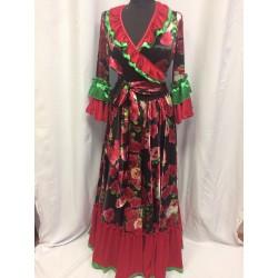 Costum national al romilor, taganca pentru femei 11251