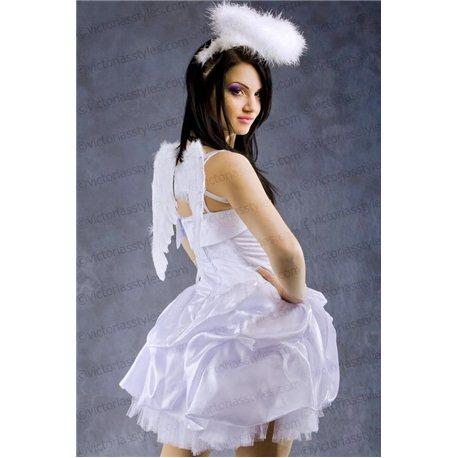 Costum de Carnaval pentru Adulti Înger, Elf 2712