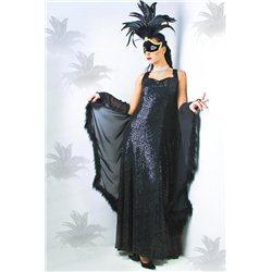 Costum de Carnaval pentru Adulti Liliac 2116