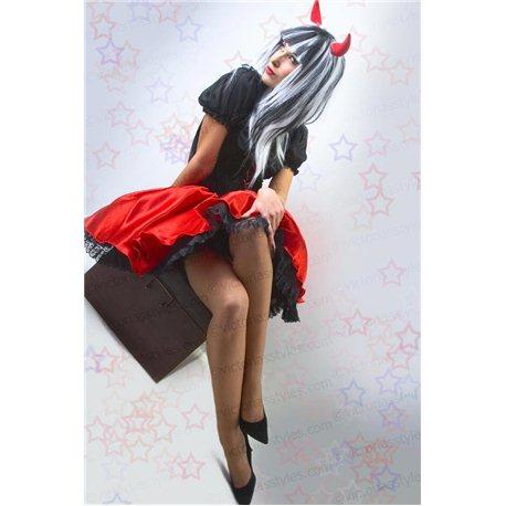 Costum de Carnaval pentru Adulti Scufița Roșie 2592