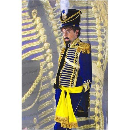 Costum de Carnaval pentru Adulti Husar 3590