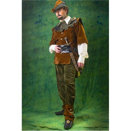 Costum de Carnaval pentru Adulti Robin Hood 2634