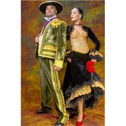Costum de Carnaval pentru Adulti Spaniol 2367
