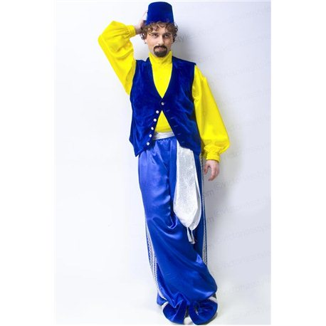 Costum de Carnaval pentru Adulti Ali Baba, Aladin 2636