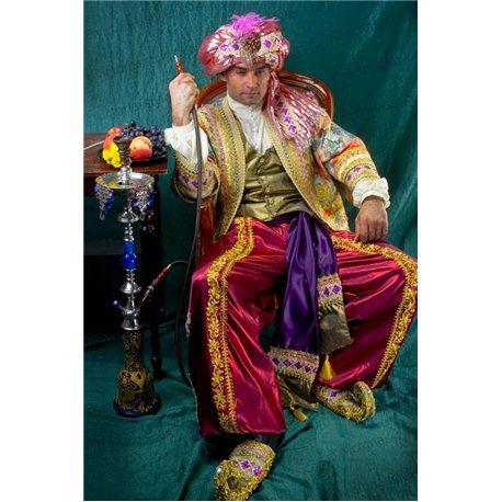 Costum de Carnaval pentru Adulti Sultan 2615