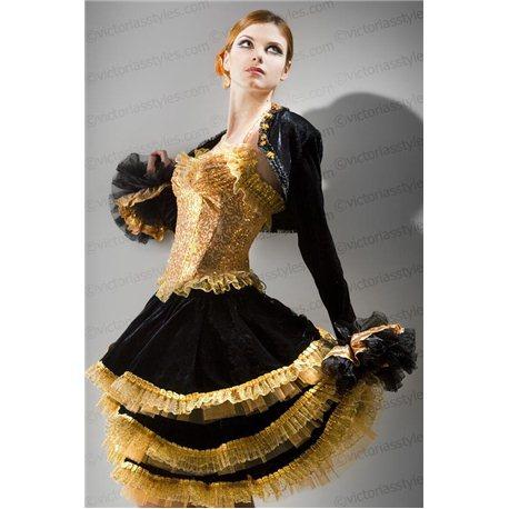 Costum de Carnaval pentru Adulti Spaniol 2574