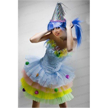 Costum de Carnaval pentru Adulti Amuzant, Bomboană, Revelion 2219