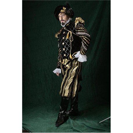 Costum de Carnaval pentru Adulti Ducele de Norfolk 2663
