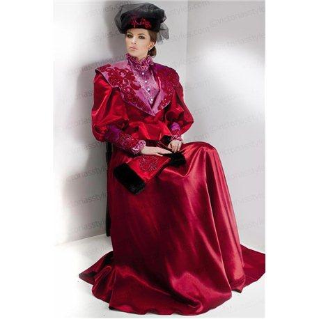 Costum de Carnaval pentru Adulti Baronesă 2746
