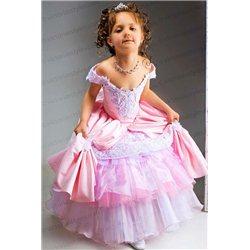 Шикарное платье для сказочной принцессы 2909
